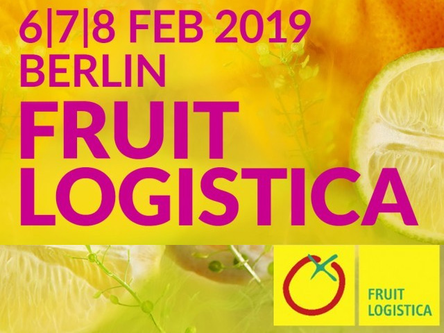 February 6 – 8. 2019 – Fruit Logistica, Berlin – Germany