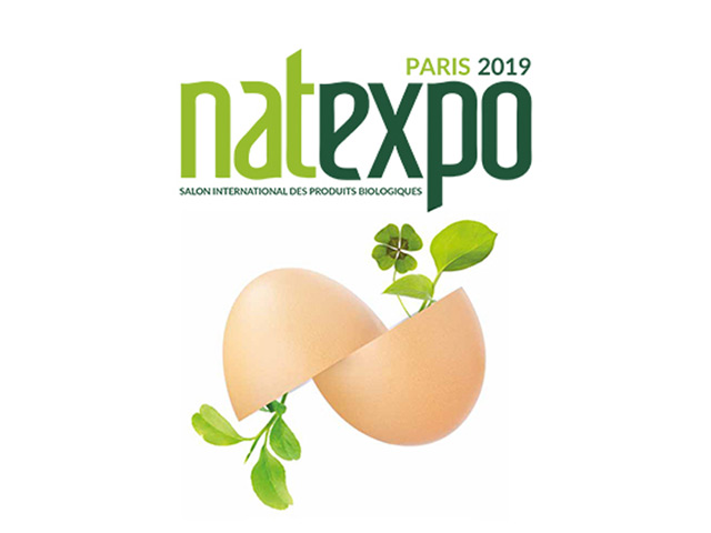 October 20 – 22. 2019 – Natexpo, Paris – France