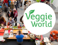 Saturday 7 th April 2018 2pm – VeggieWorld, Paris – France